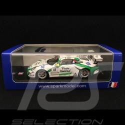 Porsche 911 GT3 Cup type 991 n°48 Jaminet 1/43 Spark SF114 vainqueurwinner Sieger  Carrera Cup France 2016