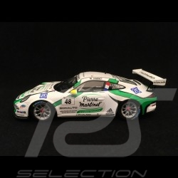 Porsche 911 GT3 Cup type 991 Sieger Carrera Cup France 2016 n°48 Jaminet 1/43 Spark SF114