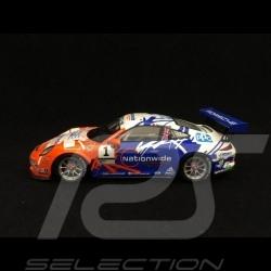 Porsche 911 GT3 Cup type 991 winner Carrera Cup Germany 2016 n° 7 Müller 1/43 Spark SG273