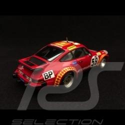 Porsche 934 RSR 24h du Mans 1977 n° 59 Mecarillos 1/43 Spark S4750