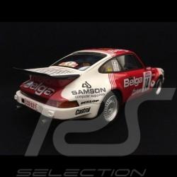 Porsche 911 SC RS n° 14 Rally Ypres 1985 1/18 OTTOMOBILE OT676