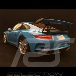 Porsche 911 type 991 GT3 RS Coupe 2013 blau 1/18 GT Spirit GT139