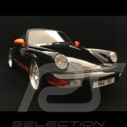 Porsche 911 type 964 Carrera RS Coupe 1989 schwarz 1/18 GT Spirit GT137
