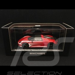 Porsche 918 Spyder Package Weissach 2015 Le Mans Racing Design 1/43 Minichamps 410062135
