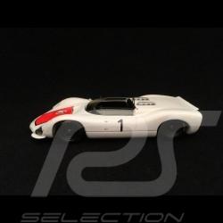 Porsche 910 Bergspyder n° 1 Sieger Weltmeisterschaft Ollon-Villars 1967 1/43 Truescale TSM164357