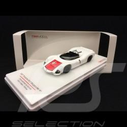 Porsche 910 Bergspyder n° 1 Winner World Championship Ollon-Villars 1967 1/43 Truescale TSM164357