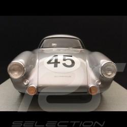 Porsche 550 Coupé Vainqueur de classe class winner klassensieger Le Mans 1953 n° 45 1/18 Techno Model TM18-32D