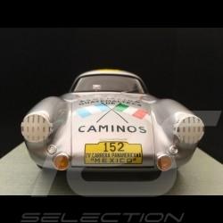 Porsche 550 Coupé winner Carrera Panamericana 1953 n° 152 1/18 Techno Model TM18-32A