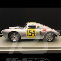 Porsche 550 Coupé Carrera Panamericana 1953 n° 154 1/18 Techno Model TM18-32B