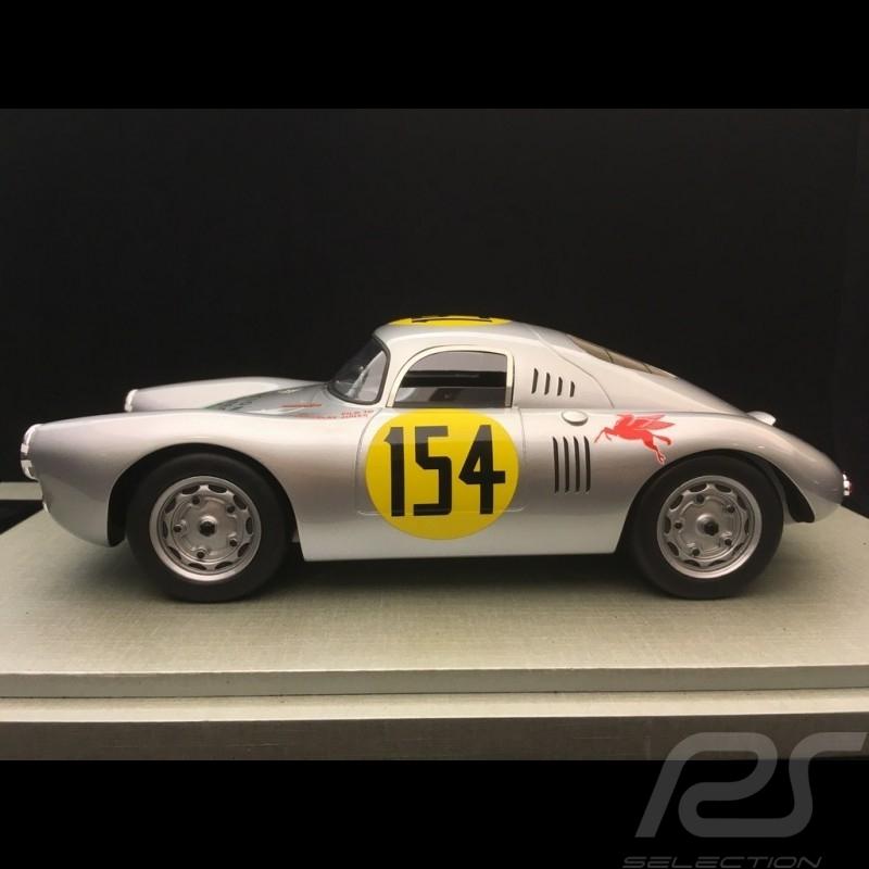 Porsche 550 Coupé Carrera Panamericana 1953 n° 154 1/18 Techno Model TM18-32B