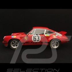 Porsche 911 2.8 Carrera RSR Gelo Racing Le Mans 1973 n° 63 1/18 GT Spirit ZM102