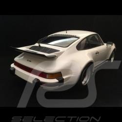Porsche 911 Turbo 3.0 1977 Grand Prix white 1/12 Minichamps 123066103