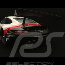 Porsche 911 GT3 RSR type 991 Präsentation 2017 n° 911 1/18 Spark WAP0211580H