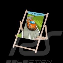 Lounge chair Porsche 911 R green Porsche Design WAX05000002