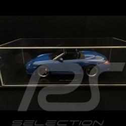 Porsche 911 Speedster 997 2010 pure blue 1/18 GT Spirit WAX20140013