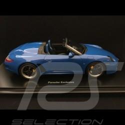 Porsche 911 Speedster 997 2010 purblau 1/18 GT Spirit WAX20140013