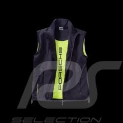Veste Porsche sans manches Sport Collection noir / Vert acide Porsche Design WAP547 - mixte unisex jacket Jacke