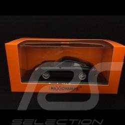 Porsche 911 Carrera type 996 2001 1/43 Minichamps 940061020 noire black schwarz