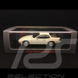Porsche 924 S 1986 weiß 1/43 Spark S4460