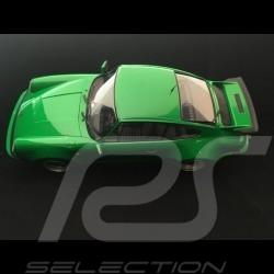 Porsche 911 (930) Turbo 1977 green 1/12 Minichamps 125066102