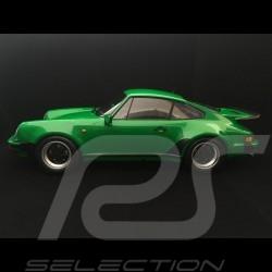 Porsche 911 (930) Turbo 1977 grün 1/12 Minichamps 125066102