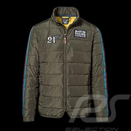 Porsche WAP558J Veste Jacket Jacke Porsche Martini Racing Collection matelassée quilted gesteppt homme men Herren