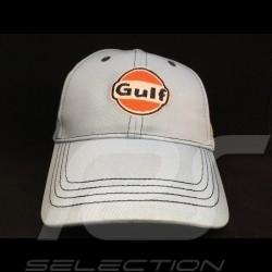 Cap Gulf Vintage Grand Prix gulfblau - Herren