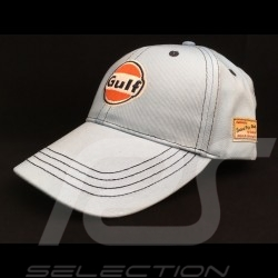 Cap Gulf Vintage Grand Prix gulf blue - Men