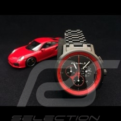 Montre Chrono Uhr Watch Chronograph Porsche 911 Turbo S Classic WAP0700060F