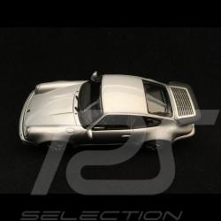 Porsche 911 type 964 Turbo 1/43 Minichamps 943069103 gris argent silver silber