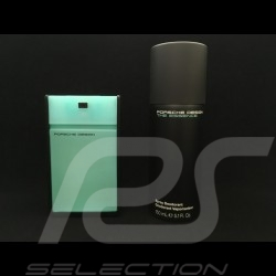 "Parfum "" The Essence "" - coffret eau de toilette & spray déodorant Porsche Design"