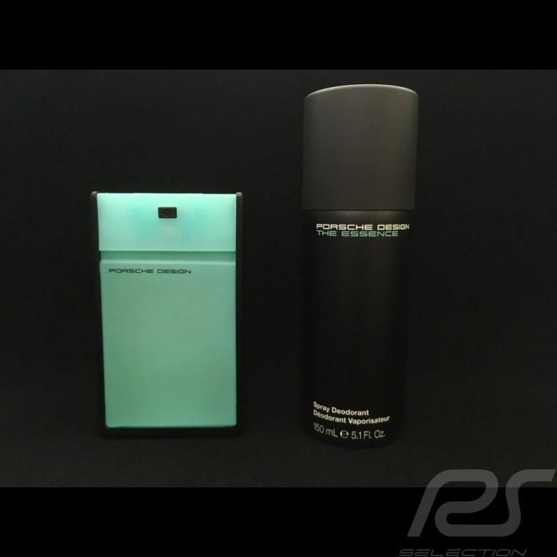 """Parfüm """" The Essence """" - Set eau de toilette & Deo-Zerstäuber Porsche Design"""