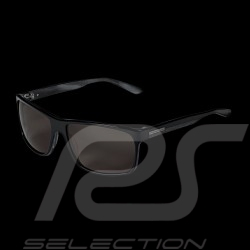 Porsche Sunglasses black and grey / grey lenses Porsche Design WAP0750060F - men