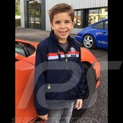 Veste Gulf Racing bleu marine - enfant - Jacket Gulf Racing navy blue - Kid - Jacke Gulf Racing marineblau - Kinder