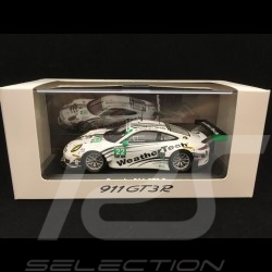 Porsche 911 GT3 R type 991 IMSA Serie 2016 n° 22 Alex Job 1/43 Spark MAP02018216