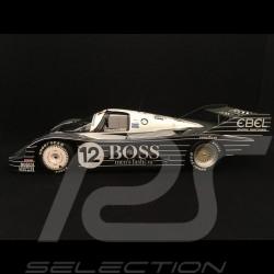 Porsche 956 K 200 miles de Nüremberg 1983 n° 12 1/18 Minichamps 155836612