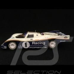 Porsche 962 C LH vainqueur Le Mans 1986 n° 1 Rothmans 1/43 Kyosho DNX601PR
