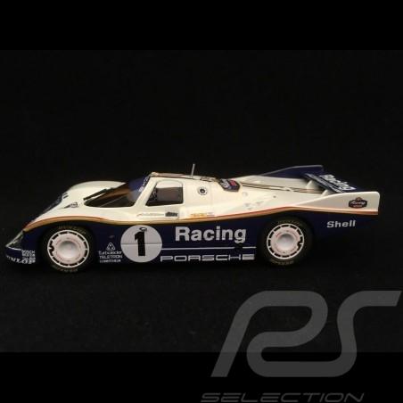 Porsche 962 C LH winner Le Mans 1986 n° 1 Rothmans 1/43 Kyosho DNX601PR