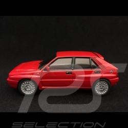 Lancia Delta HF Integrale Evoluzione rouge Martini 1/43 Kyosho DNX303R