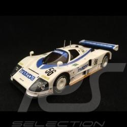 Mazda 787 Le Mans 1991 n° 56 Mazdaspeed 1/43 Kyosho DNX602MA