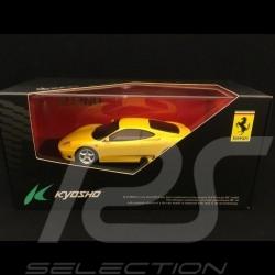 Ferrari 360 Modena jaune 1/43 Kyosho DNX403Y