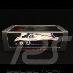 Porsche 956 Le Mans 1983 n° 2 Rothmans 1/43 Spark S5504