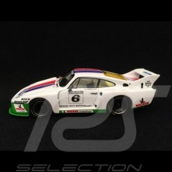Porsche 935 J n° 6 Liquy Molly 1/43 Spark SG027 Vainqueur Winner Sieger DRM Zolder 1980