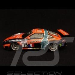 Porsche 911 GT3 RS type 996 Le Mans 2001 n° 75 Perspective Racing 1/43 Spark S4761