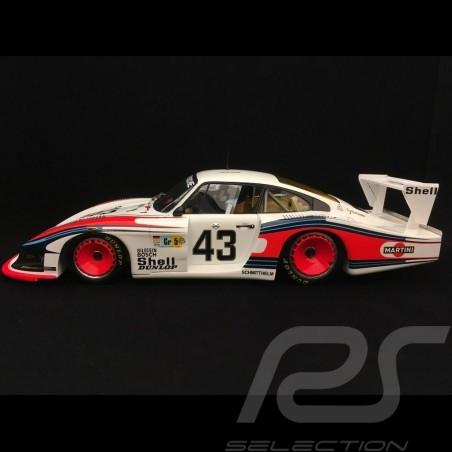 Porsche 935 Moby Dick Le Mans 1978 n°43
