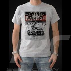 T-shirt Porsche 911 Rallye Monte Carlo 1967 n° 219 gris - homme