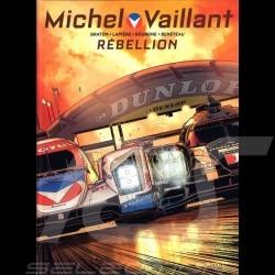 Book Comic Michel Vaillant Rébellion