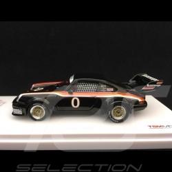 Porsche 934 /5 vainqueur IMSA Laguna Seca 1977 n° 0 Interscope 1/43 Truescale TSM430226