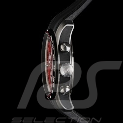 Porsche Watch Chrono Sport silver / red / white / black Porsche Design WAP0700040J