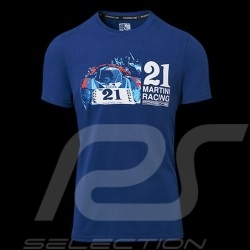 T-shirt Porsche 917 Martini Racing n° 21 Limited edition Porsche Design WAP671 - Unisex